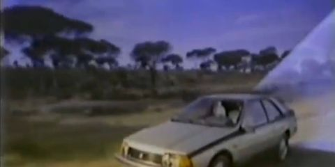 Other turbocharged cars of the 1980s whooshed and roared and came covered with TURBO emblems on every surface, but only the Fuego Turbo took you to THE TURBO ZONE.