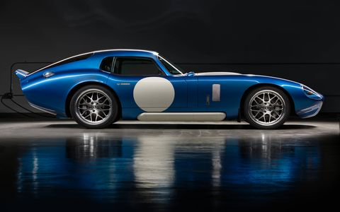 The $529,000 Renovo Coupe is scheduled to launch in the United States next year.