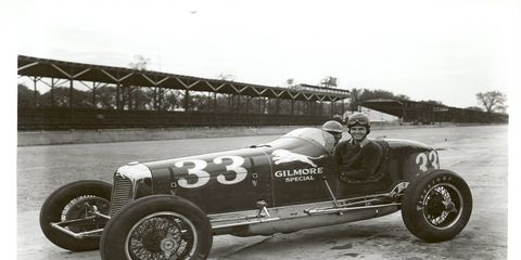 Rex Mays started the Indy 500 12 times. He won the pole for it four times and led nine times. But he never won it.
