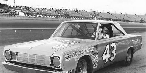 Richard Petty took a 1966 Plymouth Belvedere on one incredible ride in 1967.