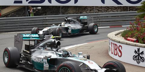 Formula One is slated to race in Russia on Oct. 12.