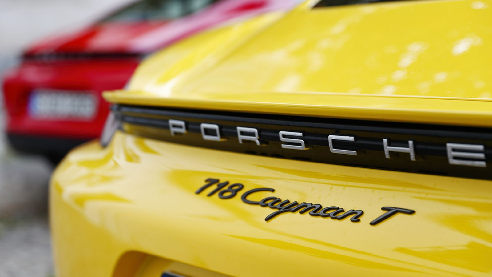Your Next Porsche 718 Cayman Or Boxster Will Probably Be A Hybrid