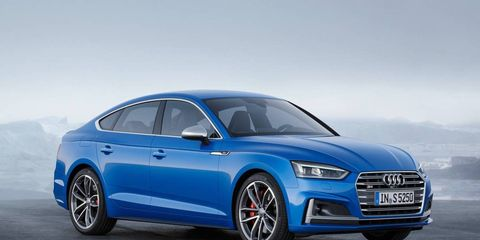 Audi is in the midst of an aggressive product introduction cycle that started last year and will see almost all of the brand's lineup refreshed or redesigned by the end of 2018.