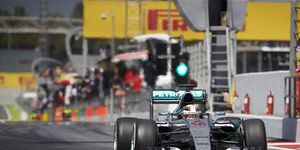 Several items to improve the Formula One show were addressed at Thursday's Strategy Group meeting.