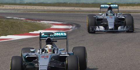 Nico Rosberg has taken some heat for his recent comments on teammate Lewis Hamilton.