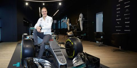 Valtteri Bottas is apparently getting a one-year tryout with Mercedes F1.