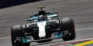 Valtteri Bottas shaved more than three seconds off last year's pole speed in Austria.