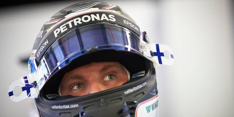 Former Williams F1 driver Valtteri Bottas finished third in Melbourne to open the 2017 season.