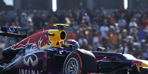 The Formula One series will return to the United States on Oct. 25, 2015 for the fourth annual race at Austin, Texas,