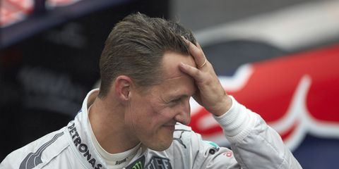 Seven-time F1 champion Michael Schumacher has been kept out of the public spotlight since his 2013 skiing incident.