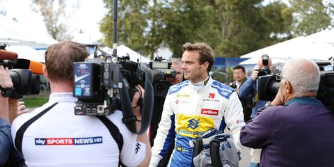 Giedo van der Garde came to work in Melbourne on March 13 ready to work after a court ruling. Sauber F1, however, kept him out of the car and later settled with the former driver with a payment reported to be about $16 million.