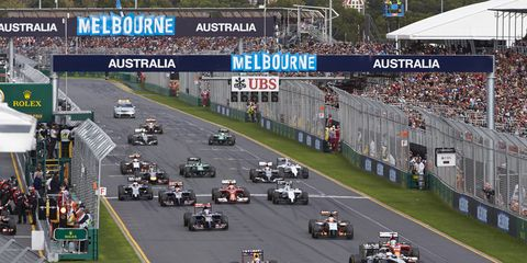 The Australian Grand Prix will continue to kick off the Formula One season through at least 2020.