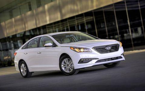 The 2015 Hyundai Sonata Eco maybe the most fun to drive of all Sonatas.