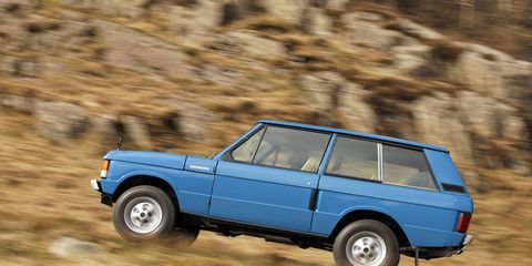 Land Rover Heritage launches this week in Germany.