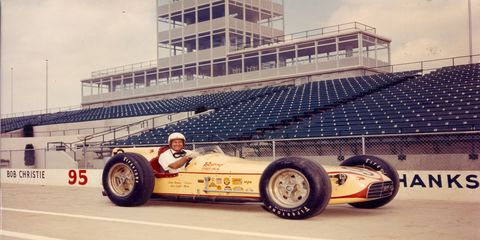Sam Hanks started the Indy 500 13 times until he finally won it in 1957.