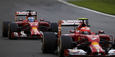 The Gene Haas-owned Haas F1 Team will have Ferrari power in 2016.