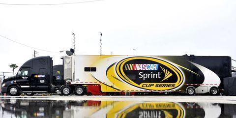 Sprint has served as a NASCAR partner since 2004.