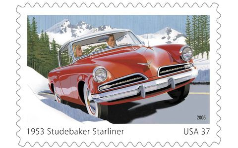 While Studebaker no longer makes cars today, the South Bend, Ind., company left its mark with cars like the Starliner in the 1950s.