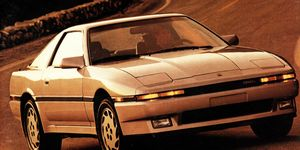 The third-gen Toyota Supra was built from 1986 to 1993.