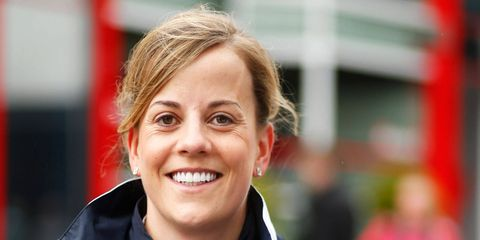 Susie Wolff is expected to be the No. 3 driver at Williams in 2015 behind the re-signed Valtteri Bottas and Felipe Massa.