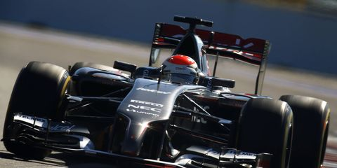 Adrian Sutil, who appears to be on the verge of losing his ride with Sauber, could be the experienced F1 driver who Gene Haas wants for his team's 2016 debut.
