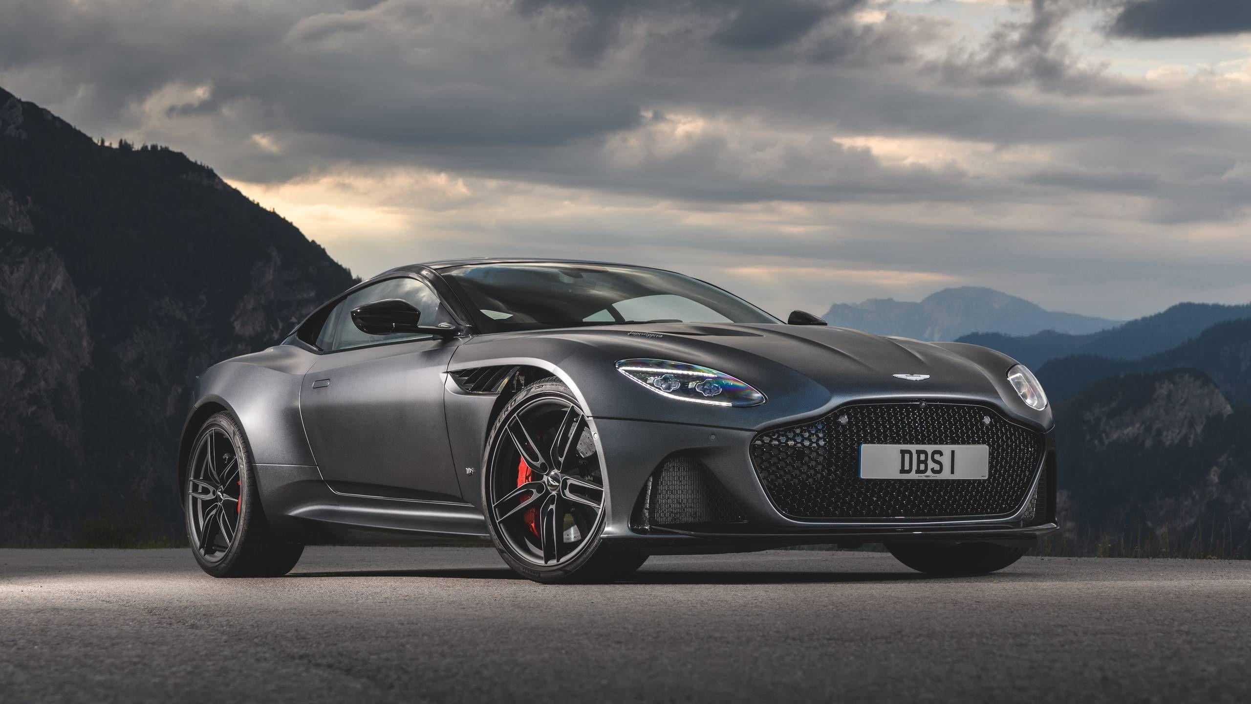 2019 Aston Martin Dbs Superleggera First Drive The Brute In A Suit
