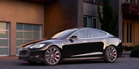 Elon Musk adds the Powerwall home battery to Tesla dealerships' inventory.