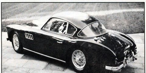 This 1959 Talbot Lago America, serial No. 15005, was the end of the line for a storied automaker.