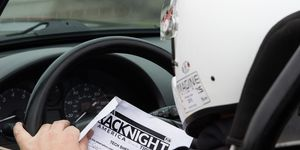 There is a checklist to what you need to get the most out of the SCCA's Track Night in America program.