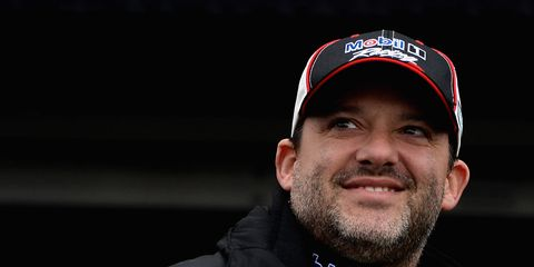 Tony Stewart says that getting back into a race car has helped in his own healing process following the Aug. 9 on-track incident in New York that led to the death of 20-year-old Kevin Ward Jr.
