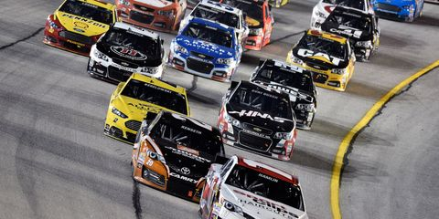 The NASCAR Sprint Cup Series is wrapping up its 26-race regular season on Saturday night at Richmond International Raceway.