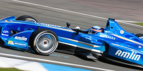 Takuma Sato will be driving in Formula E this season.
