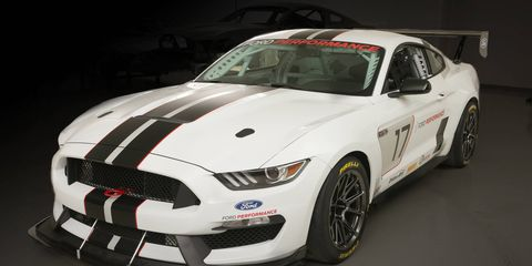 The Shelby FP350S is essentially a non-street legal Mustang intended for club and professional racing.