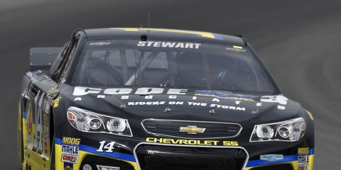Tony Stewart is entered in the Pure Michigan 400 on Aug. 17 at Michigan International Speedway in Brooklyn, Mich.