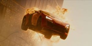 The Fast and Furious franchise premiered its new trailer during the Super Bowl.