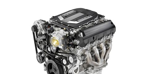 The Corvette Z06 LT4 engine delivers 650 hp and 650 lb-ft of torque.