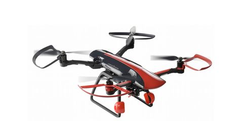 Pininfarina joined DeAgostini on this Sky Rider Drone