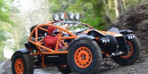 The Nomad is Ariel's off-road version of the Atom