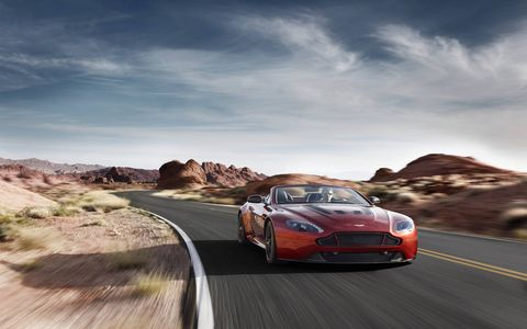 The Vantage S Roadster will be Aston Martin's fastest and most powerful road going convertible.