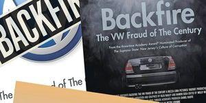 """Backfire"" is the latest movie from Oscar-nominated filmmaker Steve Kalafer, who also is a Volkswagen dealer."