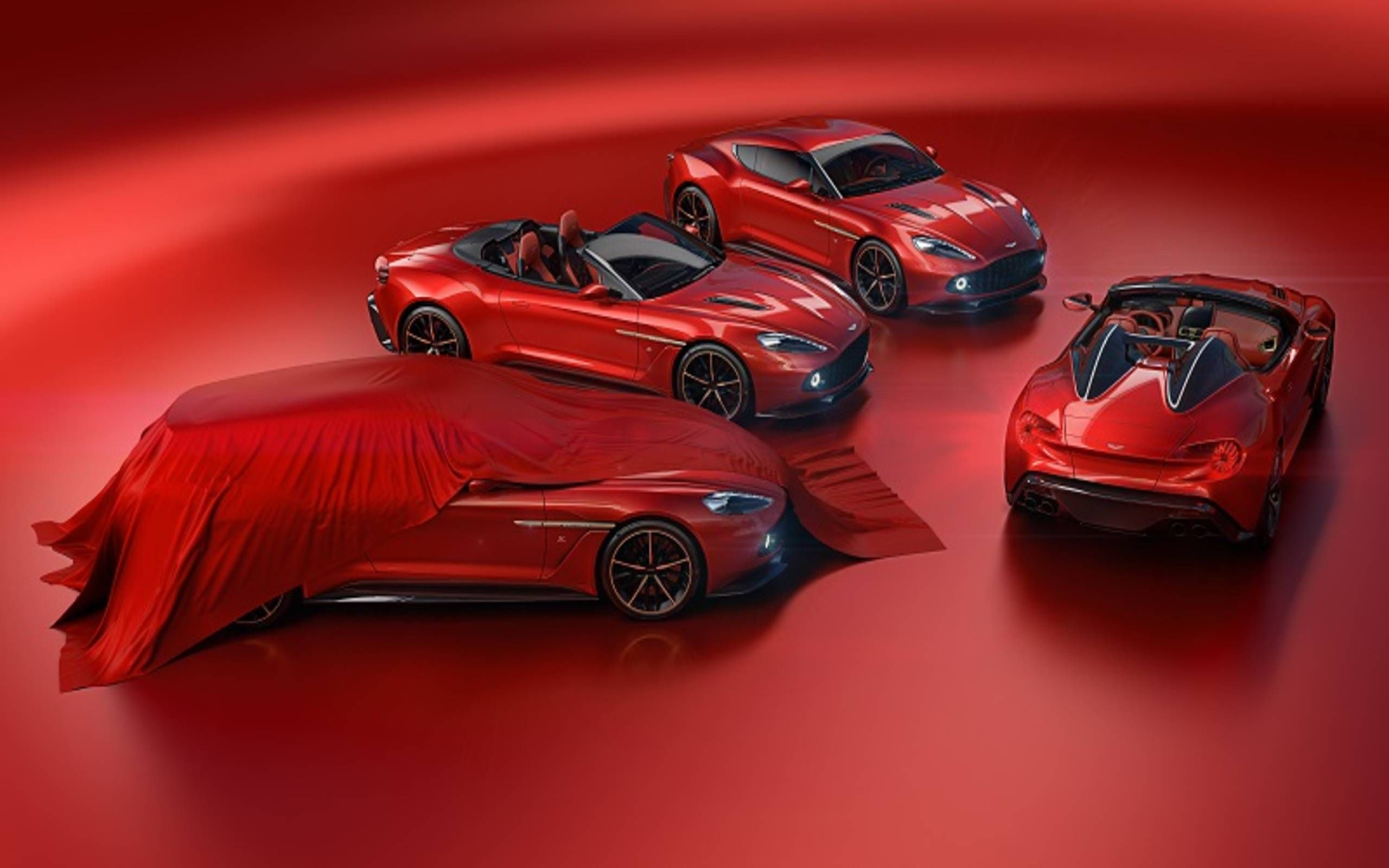 Confirmed Aston Martin Zagato Shooting Brake And Speedster Are Coming