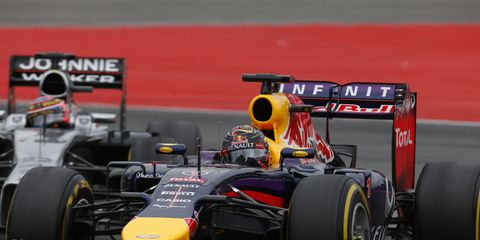 Four-time Formula One champion Sebastian Vettel has been openly critical of the new-look and new-sound Formula One in 2014.