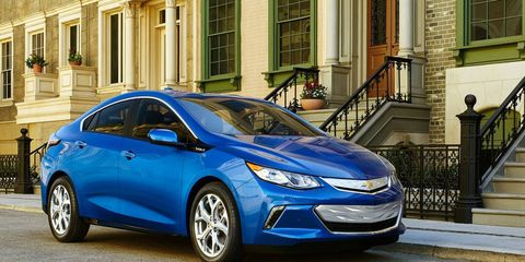 It's official: The Volt doesn't use all that much gasoline.