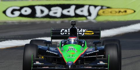 Danica Patrick and GoDaddy will reunite for the 2018 Daytona 500 and Indy 500.