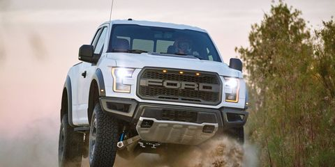 If current trends continue, Ford shouldn't have any trouble selling the upcoming Raptor pickup.
