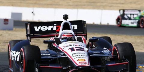 A top-six finish in the 22-car field at Auto Club Speedway would be enough for Will Power to secure his first Verizon IndyCar Series championship. Anything less than a top-six finish and the door could open for Helio Castroneves or Simon Pagenaud.