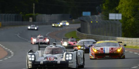 The Porsche 919 Hybrid dominated Le Mans, both in qualifying and the 24 hours on the track.