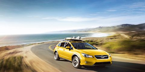 The 2015 XV Crosstrek Special Edition is basically an appearance package.