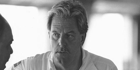 Robert Yates was elected to the NASCAR Hall of Fame class of 2018 in May, he died Monday.