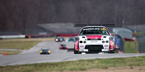 Images from the season-opening Gridlife weekend, April 5-7, at Mid-Ohio Sports Car Course.
